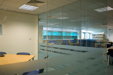 Frameless Partitioning System